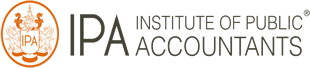 IPA Institute of Public Accountants Logo